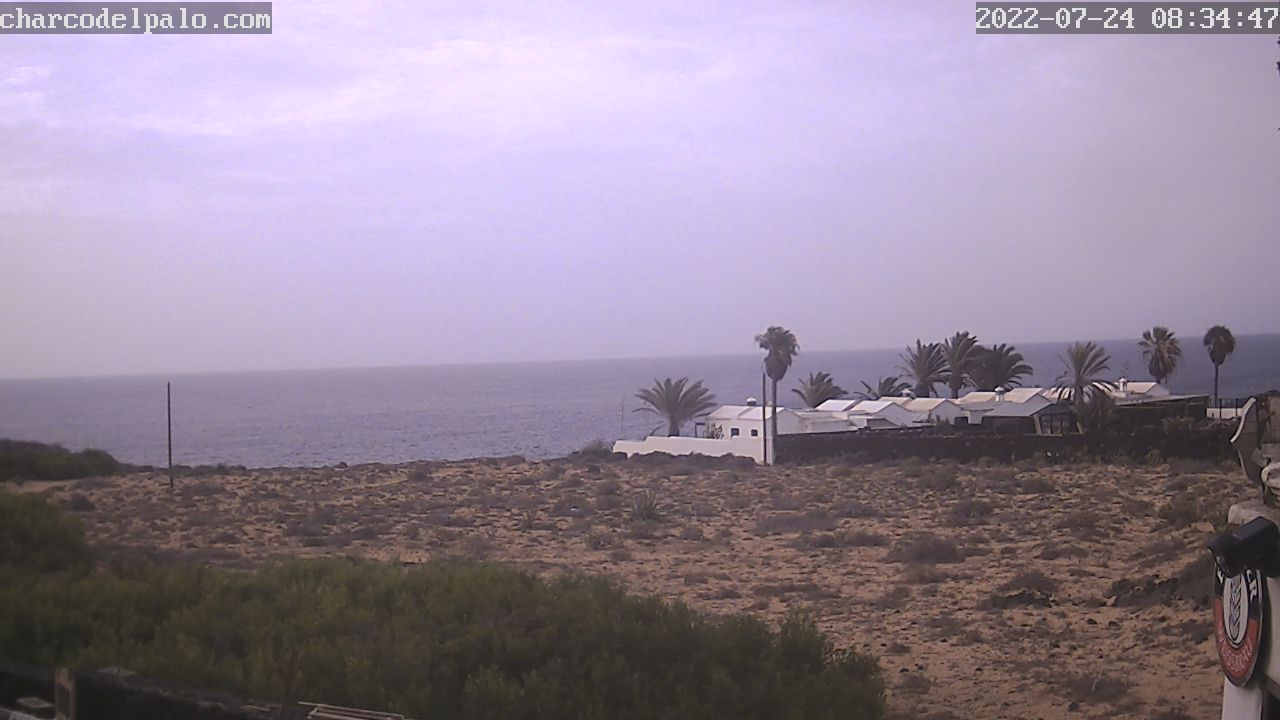 Webcam Cotillo Piedra Playa - View of Cotillo Piedra Playa